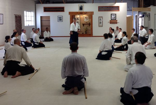 Aikido - Mind, Body, and Spirit