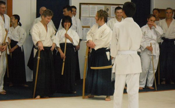 Interview with Roo Heins Sensei